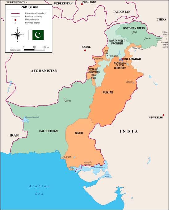 - Tiempo en pakistan ...